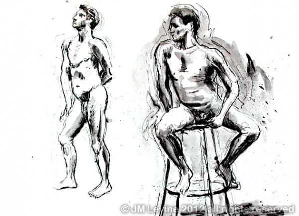 art students league, life drawing, Jeffrey-M-Levine-MD; Jeff-Levine, Dr-Jeffrey-Levine, Jlevinemd, levineartstudio,