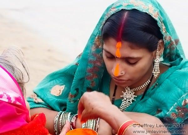 india, bihar, chhath puja, Bodh Gaya, religious festival