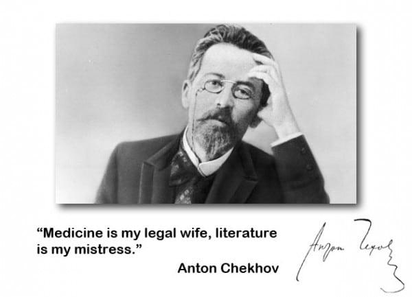 Visiting Doctor Chekhov
