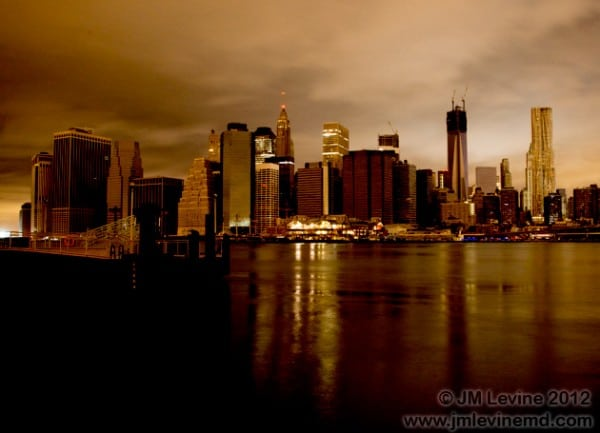 New York city after hurricane sandy, blackout, Jeffrey-M-Levine-MD; Jeff-Levine, Dr-Jeffrey-Levine, Jlevinemd, levineartstudio, manhattan,