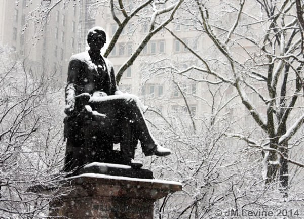Manhattan, new York city, weather, snow, winter, Jeffrey-M-Levine-MD; Jeff-Levine, Dr-Jeffrey-Levine, Jlevinemd, levineartstudio, manhattan, new-yorkers