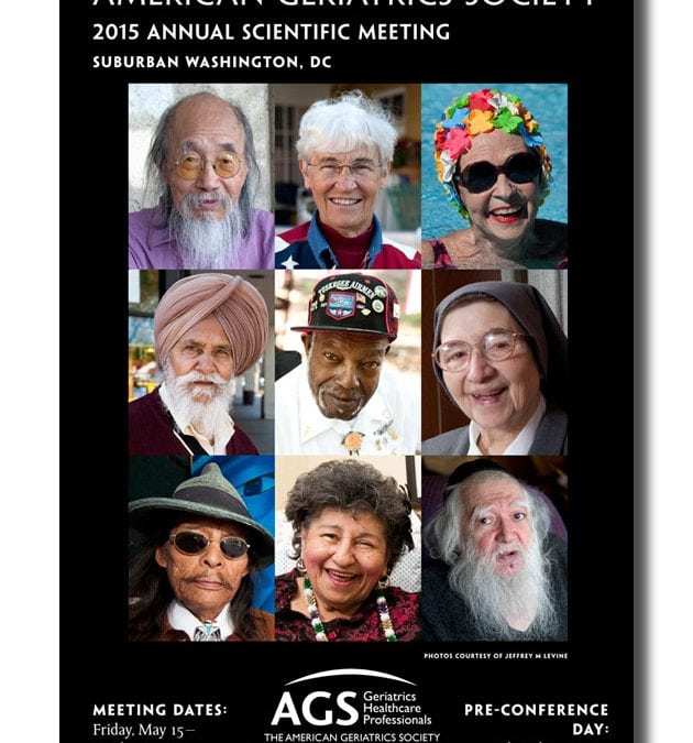 The Story Behind the AGS Annual Meeting Program Cover