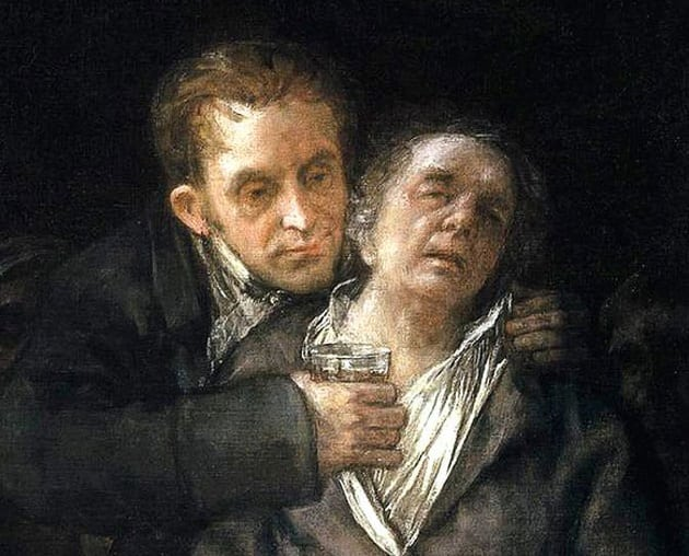 Goya's Physician and the Art of Caring