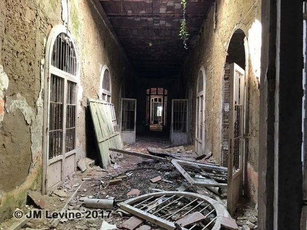 An Abandoned Psychiatric Hospital in Tuscany