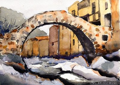 Italian Riviera Plein Air Sketchbook