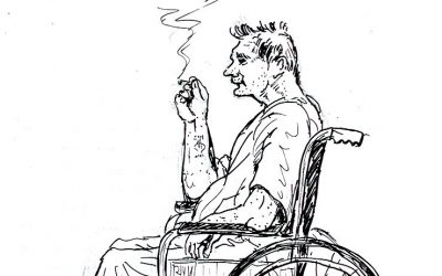 Revisiting My Medical School Sketchbooks