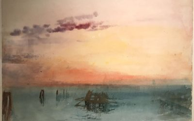 Turner Watercolors at the Mystic Seaport Museum