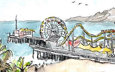 California Sketching