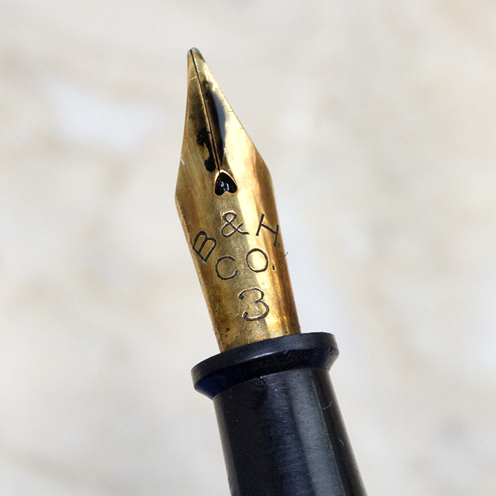 Vintage Byer & Hayes Fountain Pen