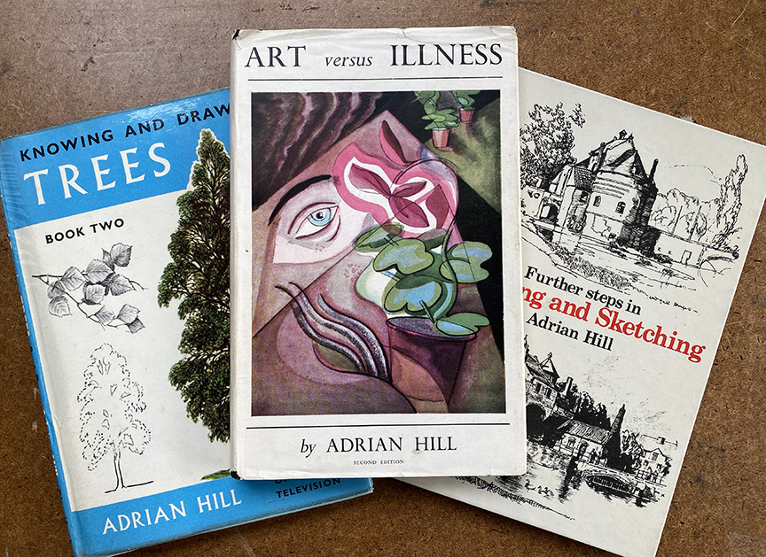 books by Adrian Hill