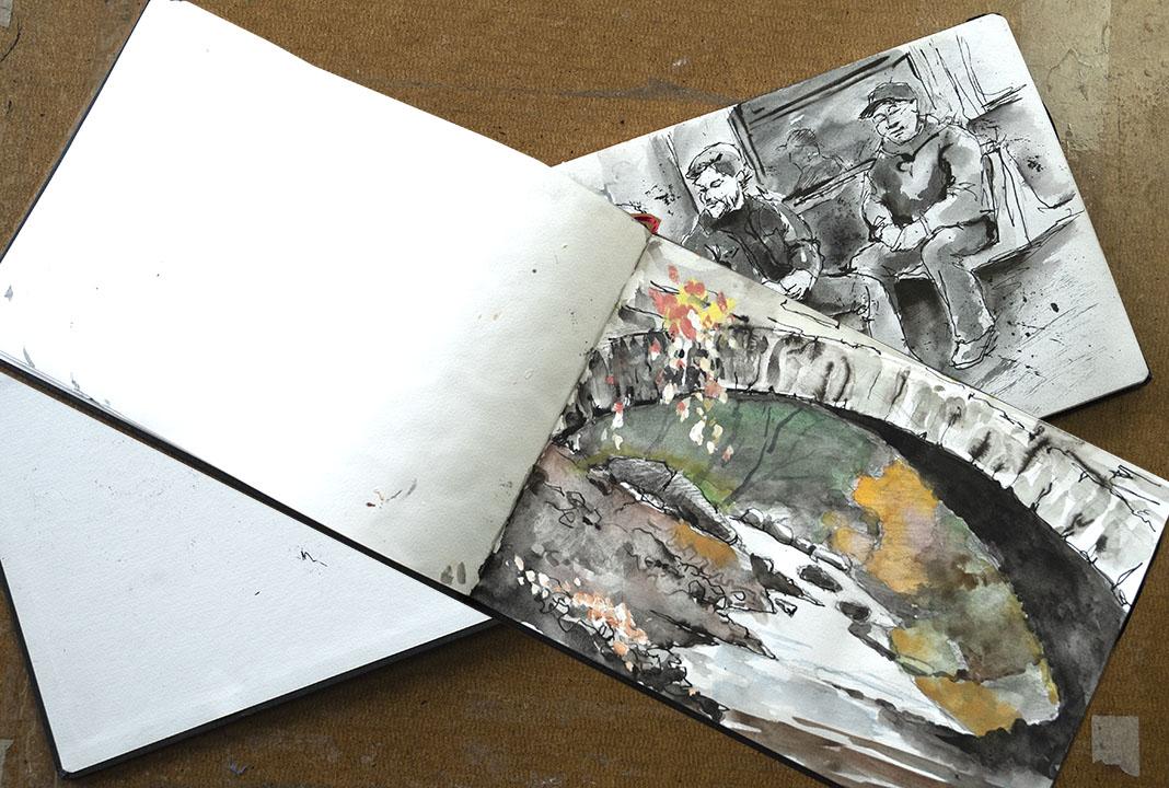 Hahnemuhle Watercolor Sketchbook