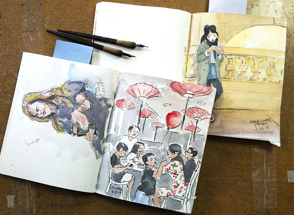 Strathmore Multimedia Sketchbook Series 500