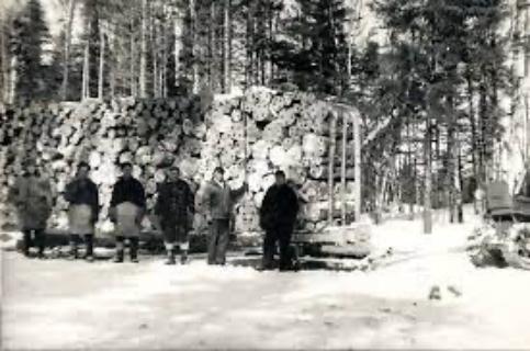 Spencer Lake Maine POW Camp