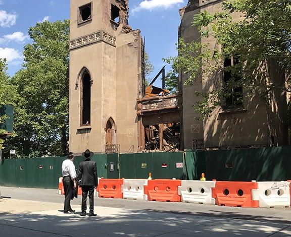 A Lost Manhattan Landmark