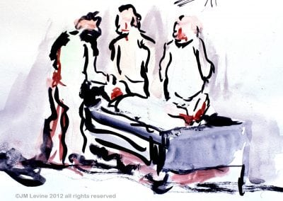 Jeffrey-M-Levine-MD; Jeff-Levine, Dr-Jeffrey-Levine, Jlevinemd, levineartstudio,medical-school, med-school, sketchbook, pen-and-ink, sketch-book, drawings