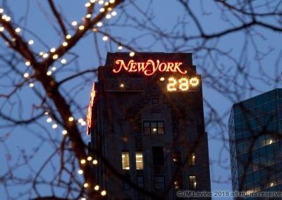 Vanished New York City
