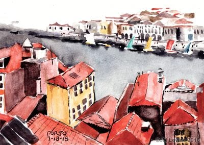 Urban Sketchers Porto