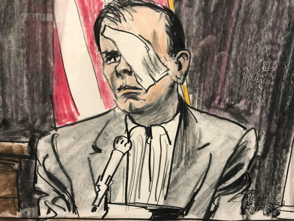 Courtroom Art and NYC History