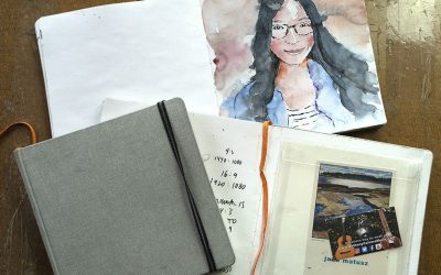 Sketchbooks I Have Known and Loved